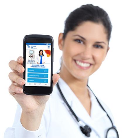 Amicus RBCx Estimator mobil app